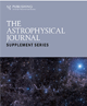 Astrophisical Journal - Supplement Series